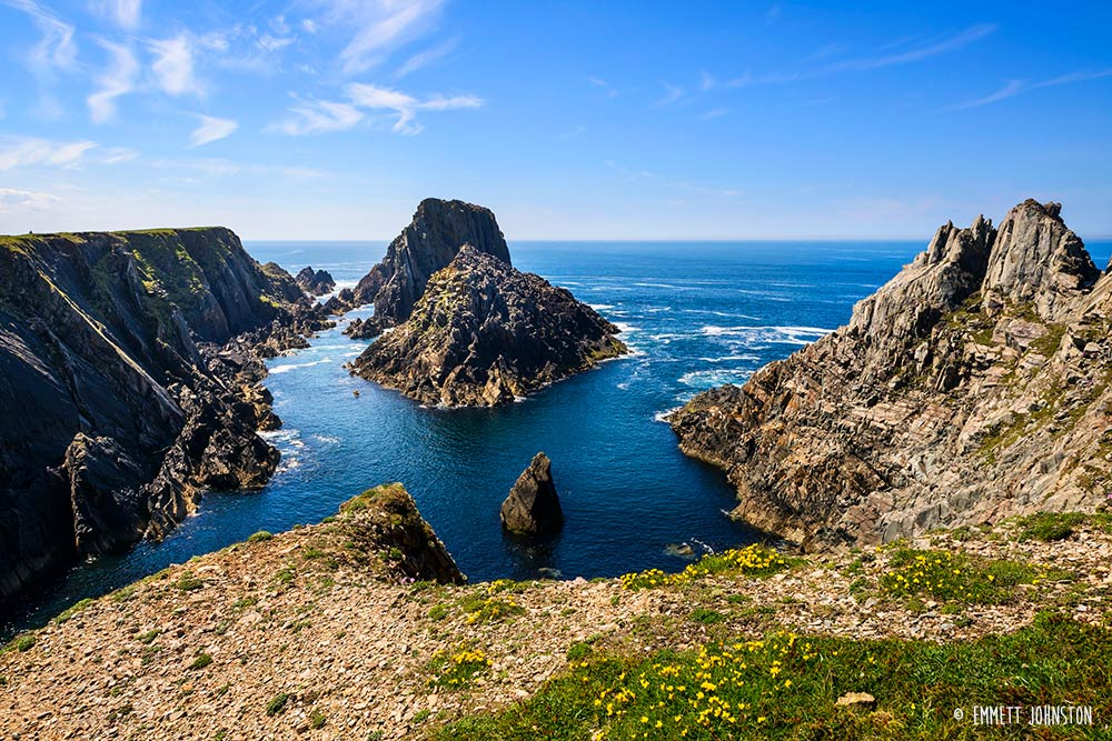Malin Head in Donegal