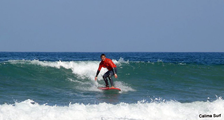 Surf Camp in Lanzarote