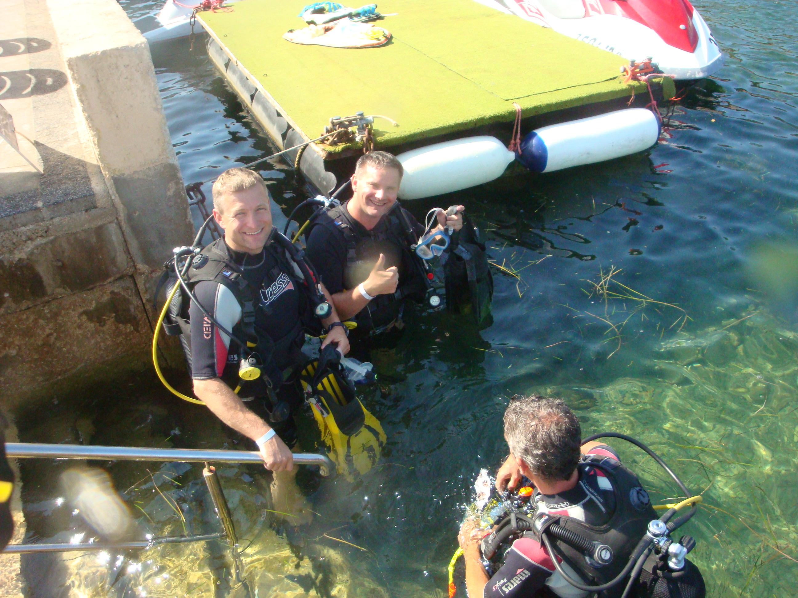 Open Water Diver Course in Umag