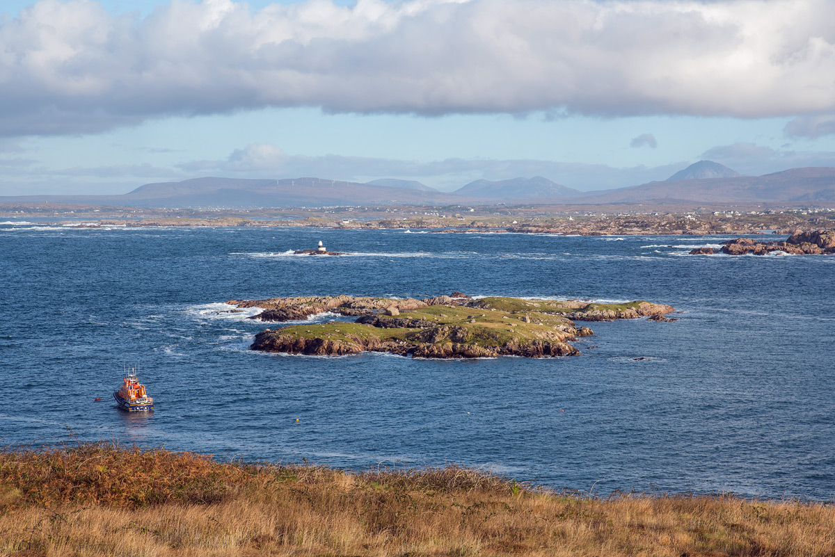Arranmore Island (Donegal, Ireland) · WAOH! Route