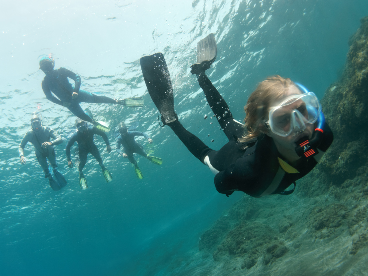 Snorkeling Gran Canaria (Canary Islands, Spain)