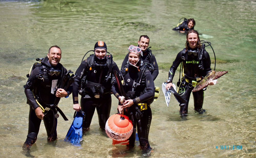 Diving & Volunteer Holiday in Lisbon (Portugal)