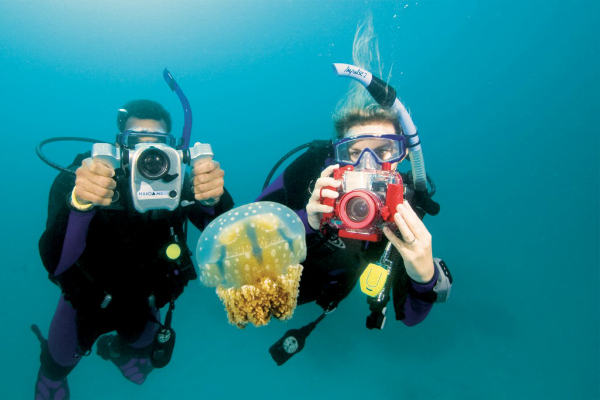 Introduction course to diving in Salou (Catalonia, Spain)