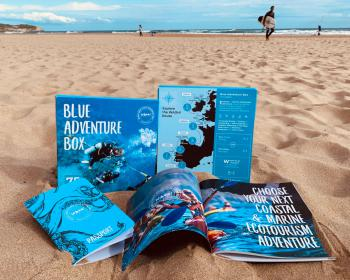 The Blue Adventure Box is out!