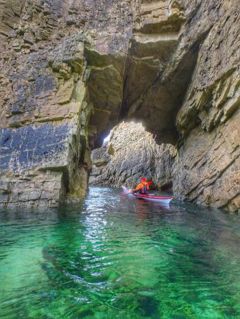 Sea Kayaking in Donegal