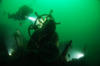 Top Wreck Dives in Atlantic Europe
