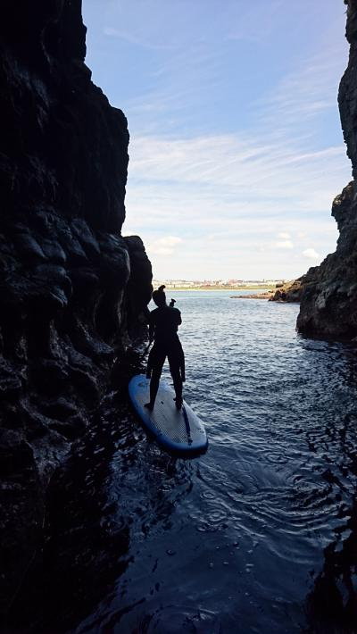 Coastal Exploration Paddleboard Lesson & Tour | Causeway Coast (Northern Ireland)