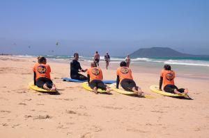 1 Day to Surfing in Fuerteventura