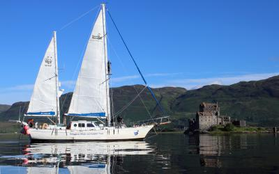 Whale and Dolphin Expedition Survey (Scotland, UK)