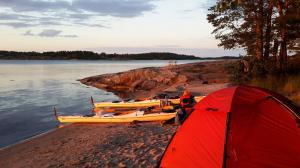 5-day Kayak & Wild Camp the Archipelago - Selfguided