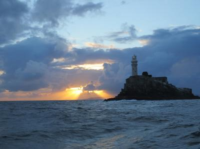 Sunset Fastnet Lighthouse Tour (West Cork, Ireland)