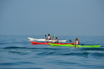 Half-Day Sea Kayak Tour of Portofino (Liguria, Italy)