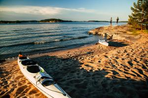 2-Day Self-guided Sea Kayak Tour in Stockholm Archipelago