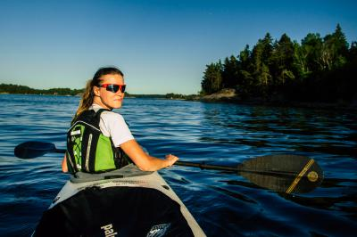Self-guided kayak tour in the heart of Stockholm Archipelago (Stockholm, Sweden)