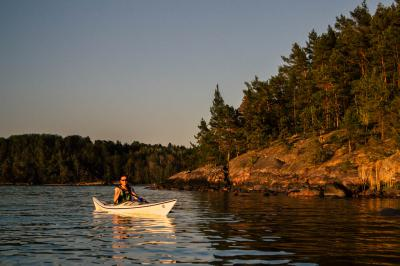All-inclusive Sea Kayaking Holiday in Stockholm Archipelago (Sweden)