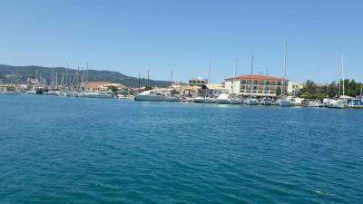 Lefkada Kefalonia Ithaca Cruise (Ionian Islands, Greece)