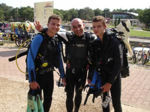 Discover Scuba Diving in Umag!