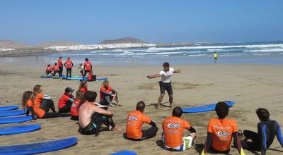 Healthy Surf Camp (Canary Islands, Spain)