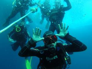 Ship-Wreck Diving Experience in Istria