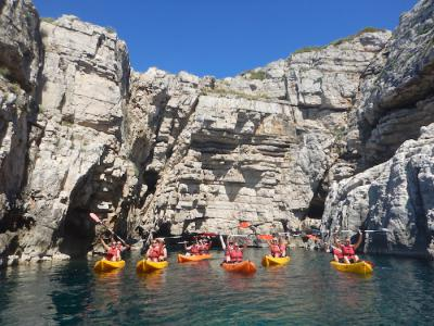 Pula Cliffs and Cave | Wildsea eu