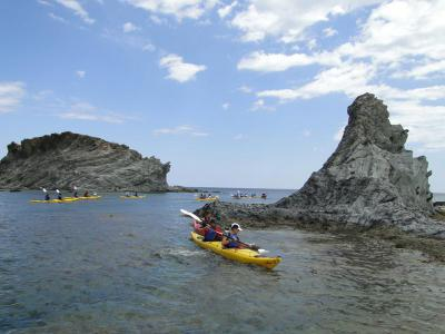 Eco-kayak excursion in Cap de Creus | Costa Brava