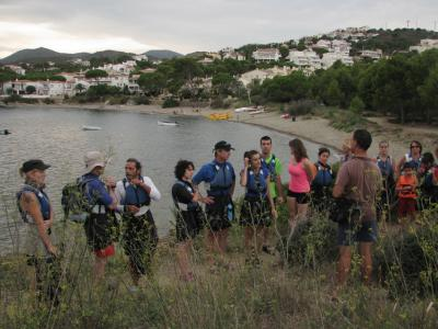 Marine Tapas Experience by Kayak in Costa Brava (Catalonia, Spain)