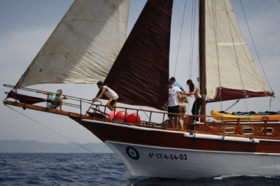 7-Day Mediterranean Sailing Expedition (Murcia, Spain)